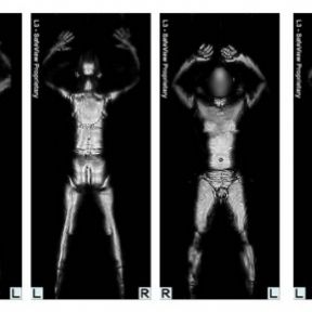 TSA body scans through the lens of Annie Sprinkle's cervix (NSFW)