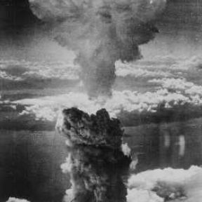 Dropping atomic bombs on Japan was an act of utmost compassion