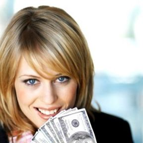 Women have better things to do than make money  I