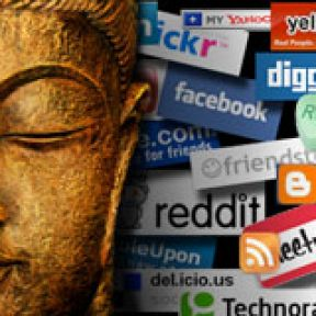 "Zen Moment: Social Media isn't a ""thing,"" it's a state of being"