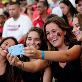 The Psychology of the Selfie