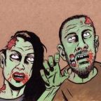 """My Wife Makes Me Feel Like a Zombie"""