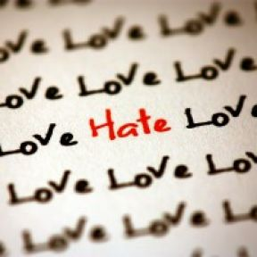 The Thin Line Between Love and Hate