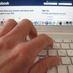 Facebook caused the recession!