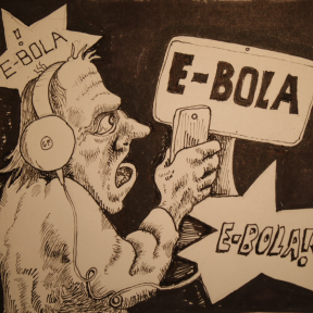 Are We All Suffering From E-bola?