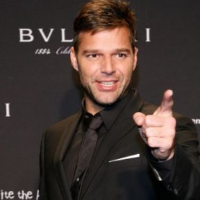 Ricky Martin Hits His Stride