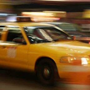 Top Five New Years' Resolutions - The Wisdom of Taxi Drivers