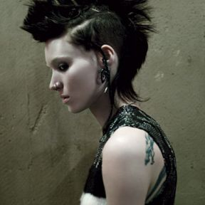 Salander as Superhero