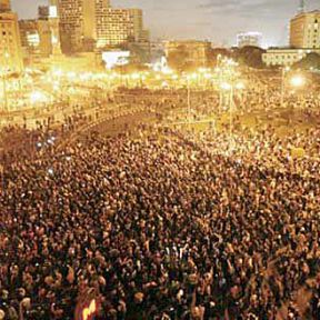 Why the Jubilation in Egypt Resonates Universally