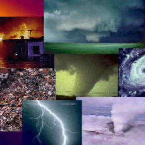 The Disaster in Natural Disasters: We Live in Harm's Way