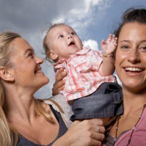 Lesbians Raise Happier Kids