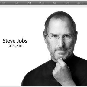 iWonder Tracker Steve Jobs, R.I.P.