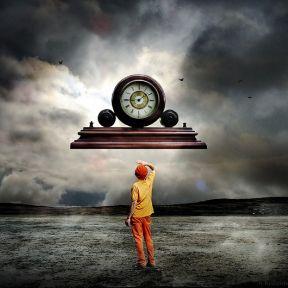 Creativity & Time: 12 Riffs to Show Up & Shape Time