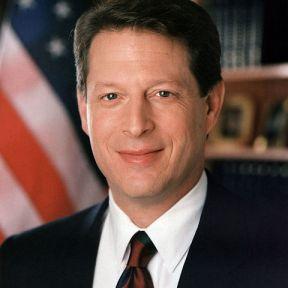 Al and Tipper Gore separating?  No way!