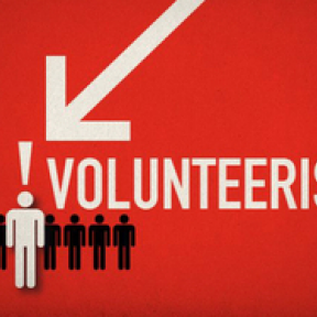 Does Volunteering Your Time Really Help Anyone?