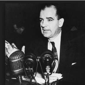 The Rise of McCarthyism Among Some Republican Politicians