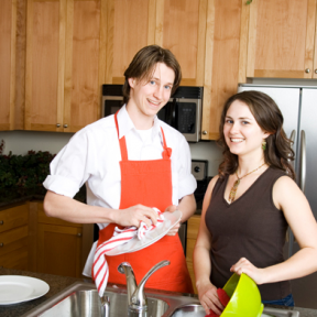 Do Couples Who Share Housework Really Have Less Sex?