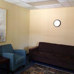 The Living Room at Turning Point, Skokie, Illinois