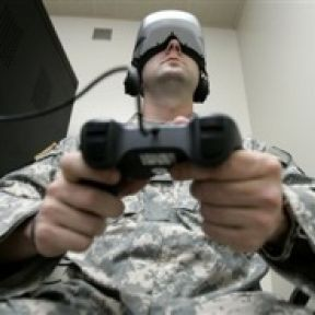 Video Game or Treatment for PTSD?