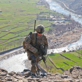 War's Trauma May Lead to Improved Quality of Life