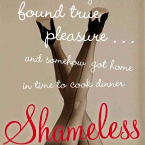 Shameless: A Review of an Ordinary Woman's Sexual Memoir