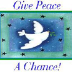 Peace Is An Achievable Goal