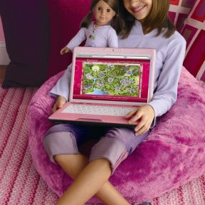 Is your daughter getting a little narcissism for Christmas?