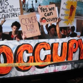 Is Occupy Part of the Solution?
