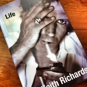 Keith Richards & the Smell Lifecycle of Parental Attachment