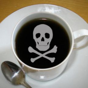 Can that 20th cup of coffee make you crazy?