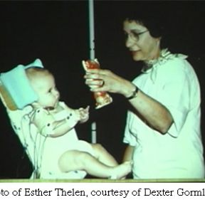 In Praise of Esther Thelen