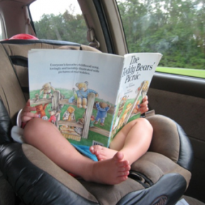 Human Behavior: Your Baby Can Read—Just Like Carl, or Why Johnny Can't Read and Carl Can