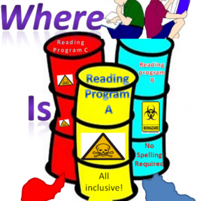 The Big Lie: We teach Spelling in our reading program