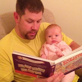 5 Ways to Read Aloud to Babies and Reap Later School Success