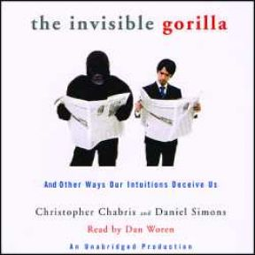 Did You See the Gorilla? An Interview with Psychologist Daniel Simons