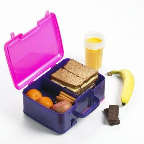 The Lunchbox Conundrum
