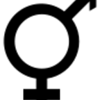 http://commons.wikimedia.org/wiki/File:Transgender-intersexual_symbol.svg