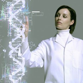 Instant DNA Fingerprinting with the Push of a Button