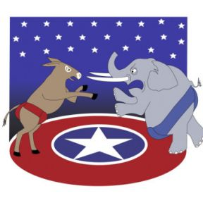 The Unsavory Psychology of Two-Party Politics