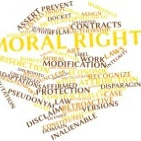 Why Your Moral Rights Will Not Get You What You Want
