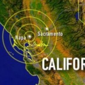 A New Experience: I Was in the Napa Valley Earthquake