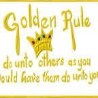 The Golden Rule Revisited