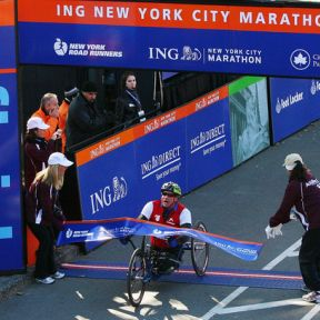 Lessons from a Marathon
