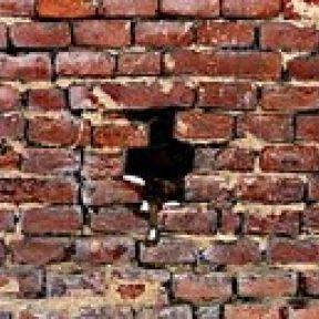 Brick Wall Blocking Progress on Sexual Violence Prevention