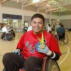 Wheelchair Sports Talk with AJ Nanayakkara