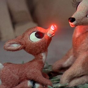 Rudolph The Depressed and Traumatized Reindeer