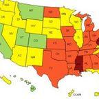 CDC.gov, public domain (Behavioral Risk Factor Surveillance System, CDC)