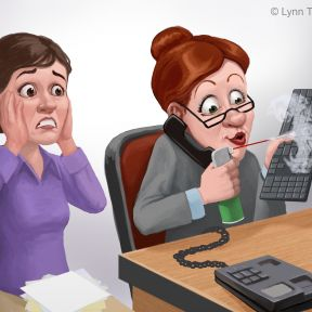 Distracted Boss? Break the Attention Gap!