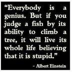 Genius, Unrecognized