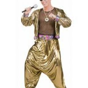 What do gold lame and your business have in common?